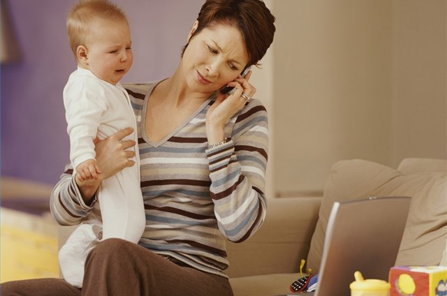 It's actually healthy to have a little time away from the stress of new motherhood.