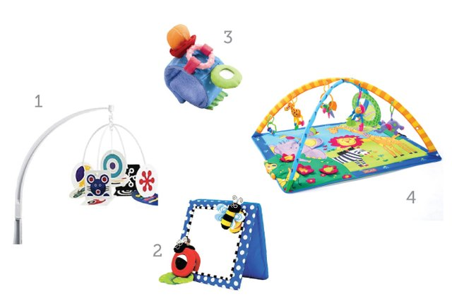Top Picks: The Best Sensory Toys for Babies