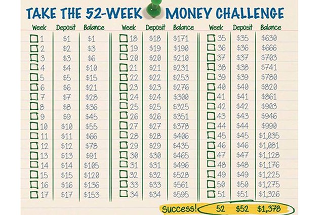 Who's Up for a Challenge?