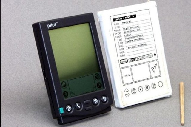 Tech-Back Tuesday: Remembering the PalmPilot