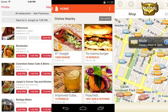 5 Apps That Make Dining Out Easier (And They're Not Yelp)
