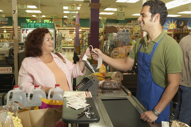 You can skip coupons and still save money at the grocery.