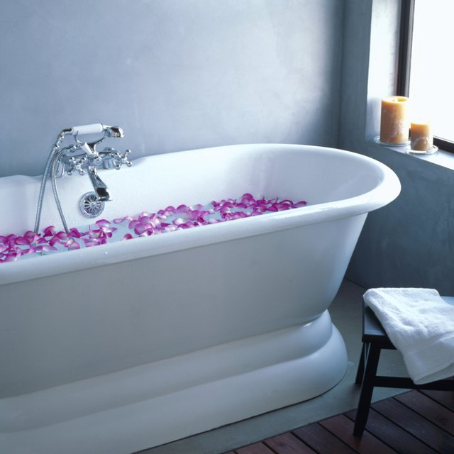 Spa Look Bathrooms: Make Your Bathroom Look And Feel Like A Spa