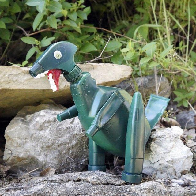Windy The Dinosaur Ideas For Easy Plastic Bottle Animals