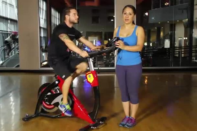 [Article Image] - Cardio Exercises on Exercise Bikes