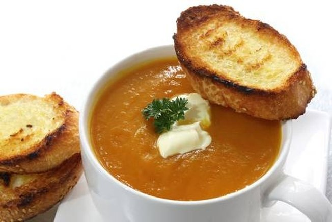 [Article Image] - History of Pumpkin Soup