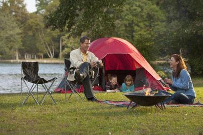 [Article Image] - Camping Equipment for Kids