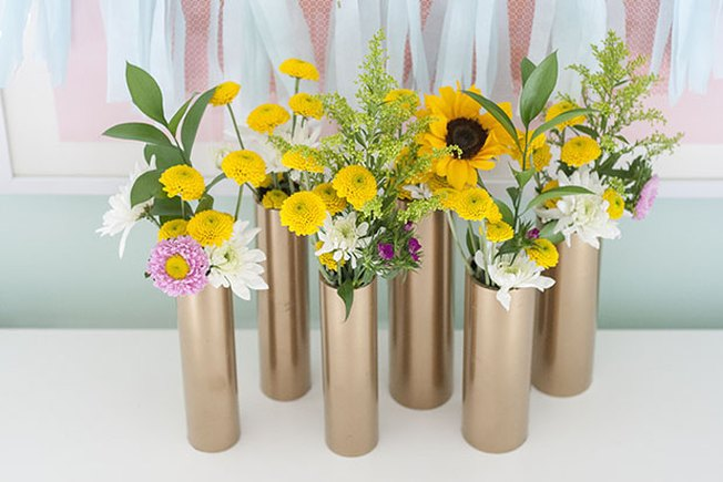 [Article Image] - Make a Modern Centerpiece for Spring