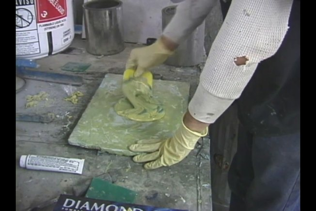 [Article Image] - How to Mix Body Filler for Car Restoration