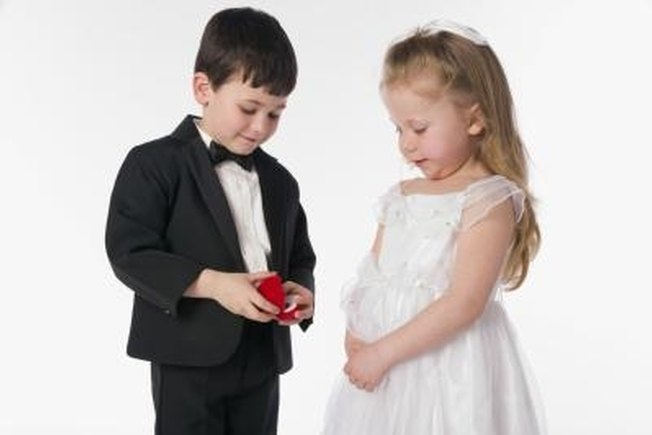 [Article Image] - How to Use Children to Propose