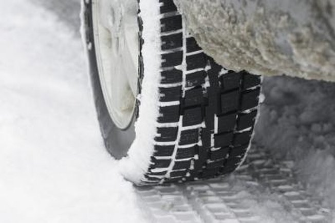 [Article Image] - How to Keep Slush Out of Your Wheel Wells
