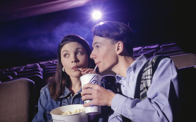 How to Have a Successful First Date at the Movies