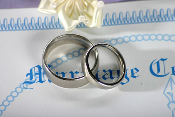 How Long Is a Marriage License Valid?