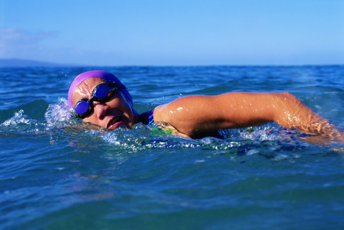 Fresh Vs. Saltwater Swim Triathlon