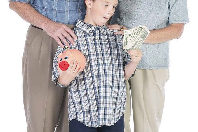 Can a Grandparent Open an IRA for Their Grandchild?