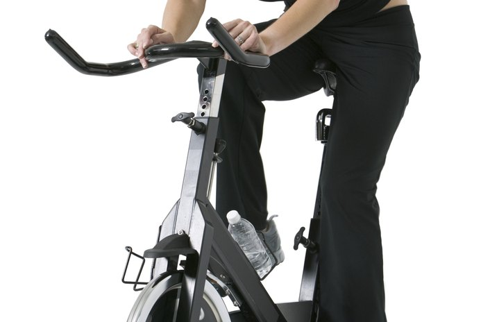 How to Adjust the Bicycle's Seat on Exercise Bikes