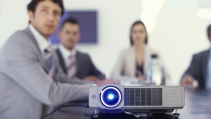 A blinking projector screen is, at best, a minor annoyance, and, more often than not, a complete distraction that makes it hard for viewers to focus on the content of your presentation. The flickering and blinking, if not fixed, could progress into a complete lack of video, which could be detrimental if it happens during an important meeting and it will convey a sense of unprofessionalism. However, a projected screen that blinks and flickers can often be fixed within minutes using basic troubleshooting techniques.