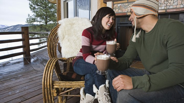 Colorado offers an abundance of honeymoon log cabins, many available during all four seasons. You'll find log cabins nestled along rushing rivers and in forest settings surrounded by craggy mountains. Some cabins offer easy access to outdoor recreation, restaurants and shopping. Others give you complete privacy in the middle of the wilderness, surrounded only by hiking trails and wildlife wandering through.
