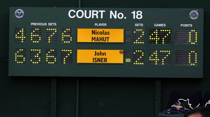 "The point-scoring system in tennis is simple and straightforward, but the terminology is not. Once you understand what each term means -- for example, that the word ""love"" is equivalent to zero -- then you'll have no trouble keeping the score of any tennis match."