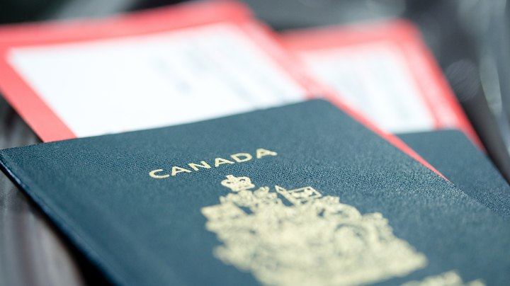Canadian and American passports are similar is most regards, but different in that they're issued by different governments to people of different nationalities. The processes by which a Canadian or American citizen applies for a passport have only a few minor differences. If you live in either country and are planning to travel internationally, you must have a passport.