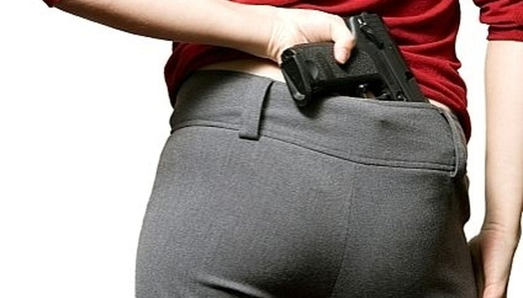 Get a Concealed Weapon Permit