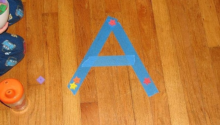 Teach Letter Recognition With Activities for Preschoolers