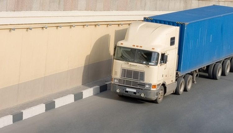 What are interstate and intrastate trucking for Who is subject to federal motor carrier safety regulations