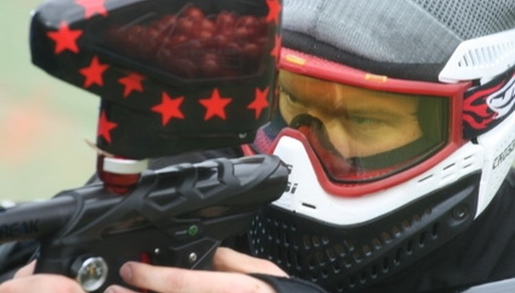 California paintball gun regulations govern the use of the devices.