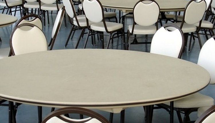 OSHA provides some requirements for employee eating areas.