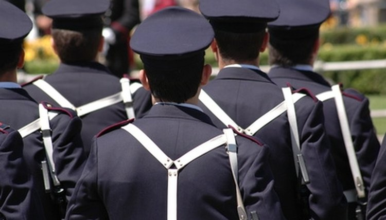 Offer to purchase an additional uniform as a state trooper graduation gift.