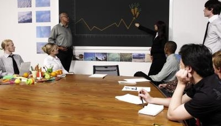 Interactive group presentations can make it fun for everybody -- including the audience.