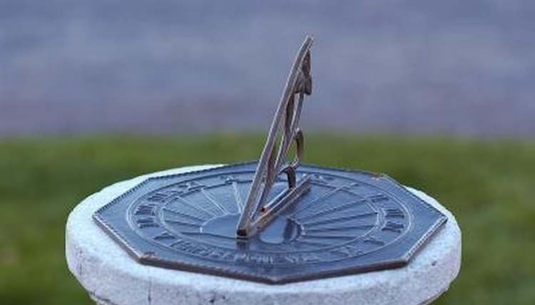 Teach about sundials through history, math and science lessons.