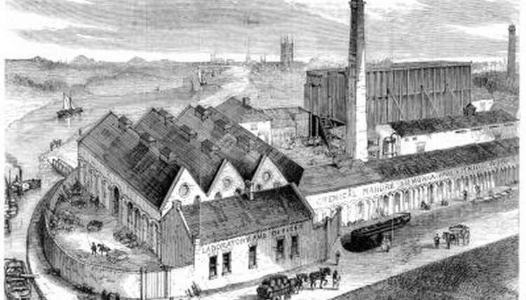 Factories were one of the many products of the industrial revolution, but they carried serious consequences.