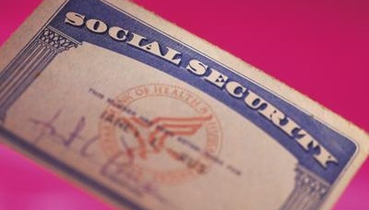 Documents Needed to Change the Name on a Social Security Card – Social Security Name Change Form