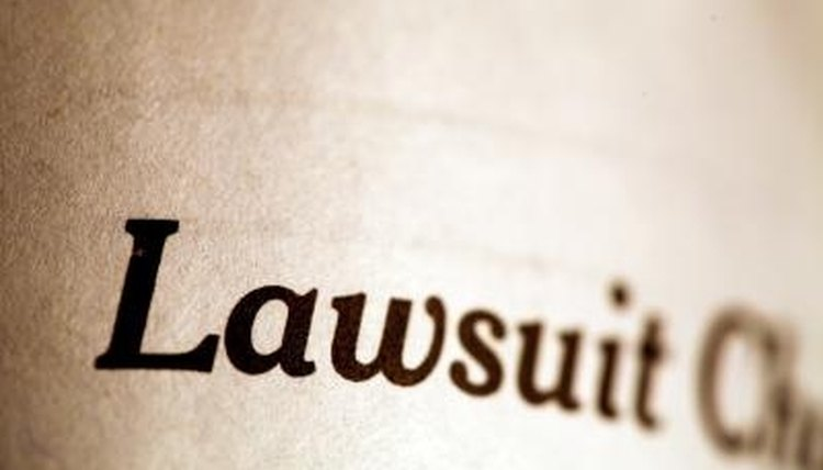 Drafting the summons is one of the first steps in beginning a civil lawsuit.