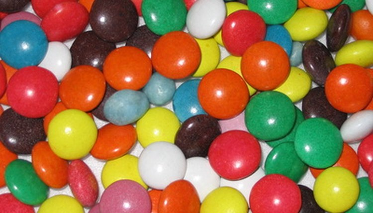 Make learning visual and approachable with M&Ms.