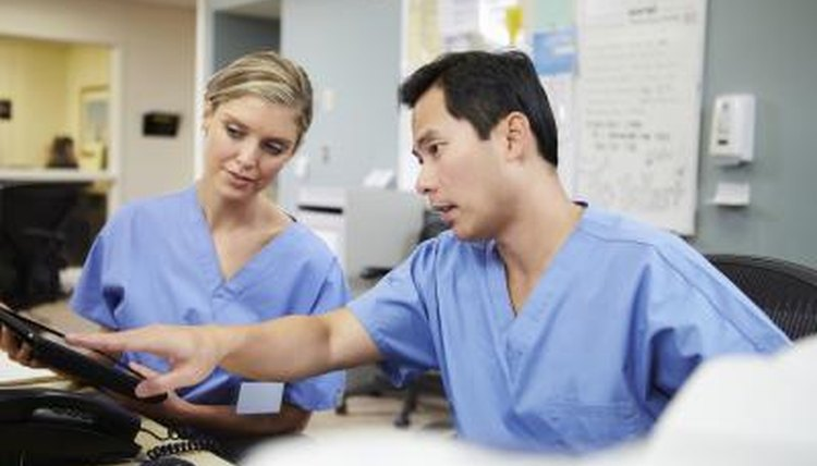 SMART written objectives help nurses stay focused.