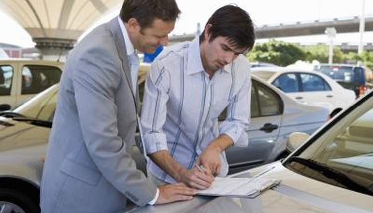 a Car Purchase Contract