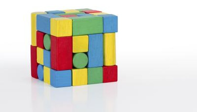 Simple toys can yield big improvements in spatial reasoning skills.