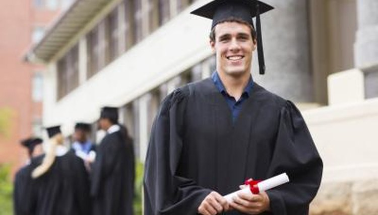 Degree and diploma are both related to completion of studies, but specifics differ.