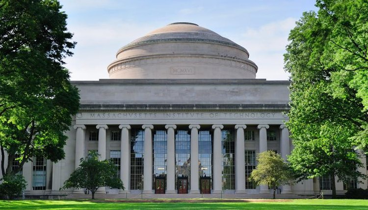 MIT campus building.