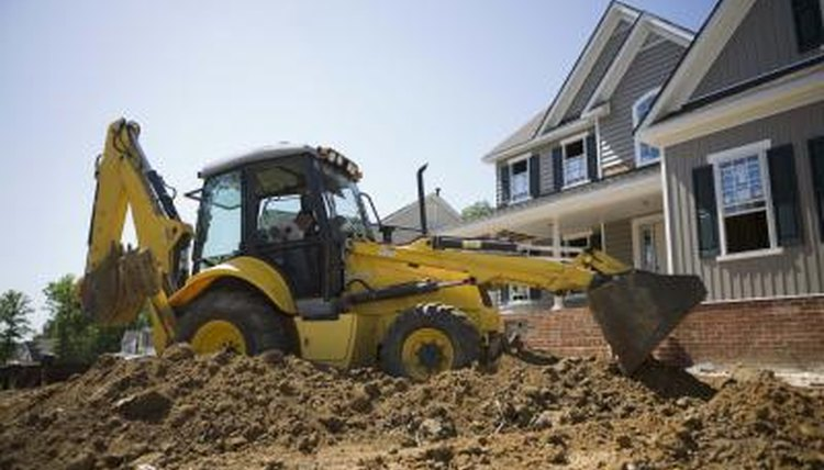 Construction liens are filed to ensure contractors are paid in full.