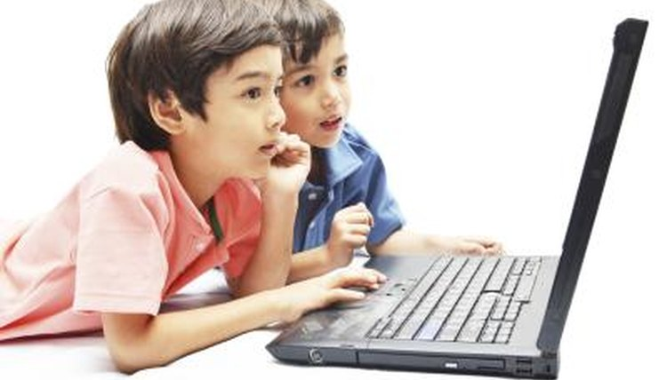 Dictionary sites offer interactive learning for children.