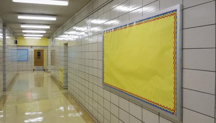 Keep parents up to date on children's progress with a bulletin board display.