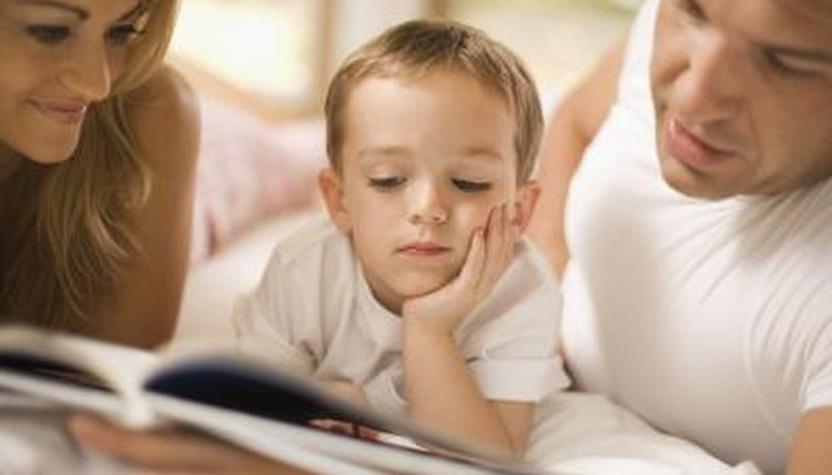 Reading to your child forms the foundation of lifelong learning.