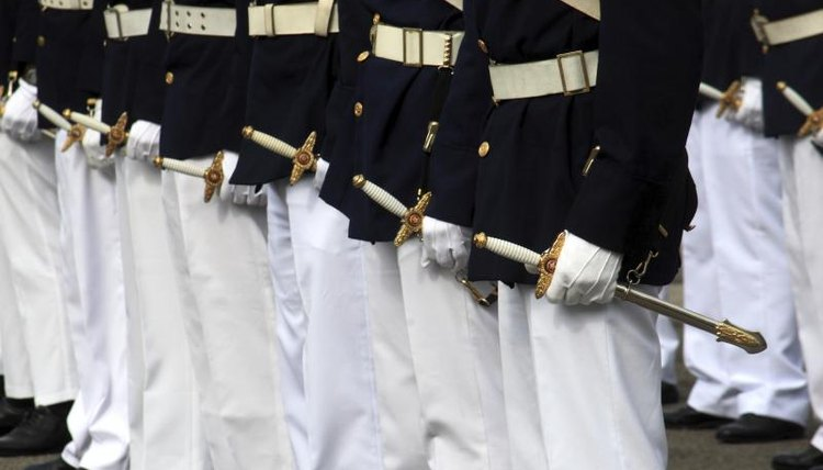 Military schools are accredited institutions that serve grades kindergarten through 12.