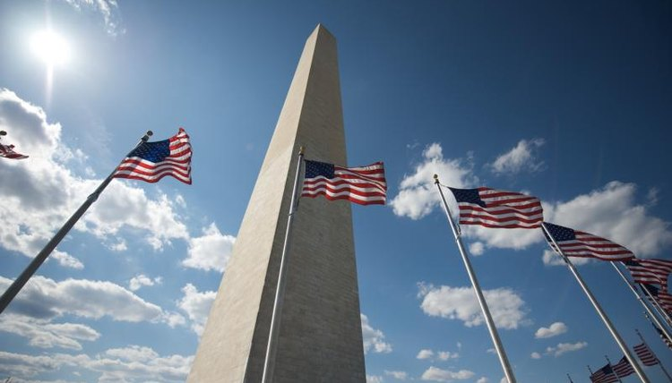 The simplicity of the Washington Monument makes it an easy modeling project.