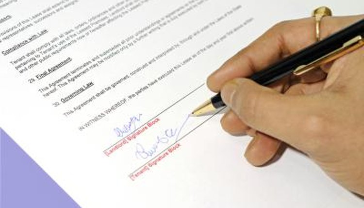 Reasonable people can generally agree to terminate contracts.