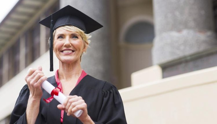 Educators who earn master's degrees may move into administrative positions.