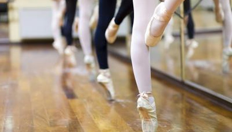 Scholarships are available to the world's most famous ballet schools.